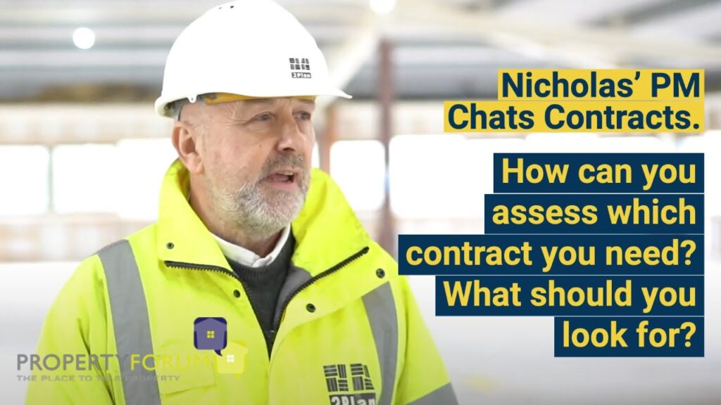 5 Top Tips on Contracts, from Nicholas' PM